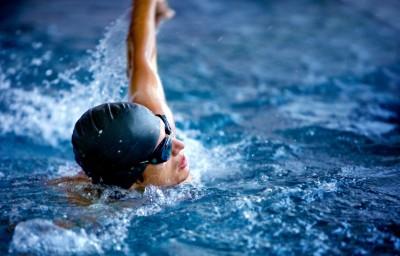 Swimming The Great North Swim