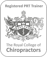 Registered Professional Trainer - Royal College of Chiropractors
