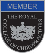 Member of the Royal College of Chiropractors