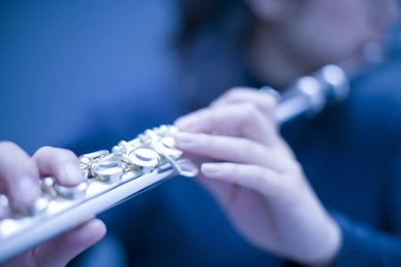 Chiropractic advice for musical instrument players
